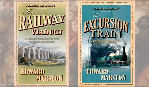 Inspector Robert Colbeck cover images